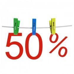 Vinilo 50%
