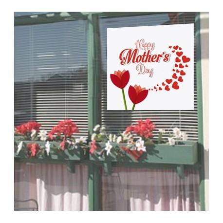 Vinilo Día de la Madre