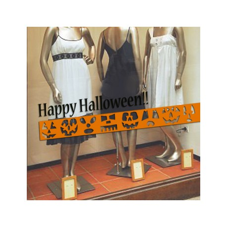 Vinilo Decorativo Halloween