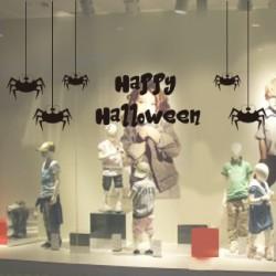 Vinilo Araña Halloween