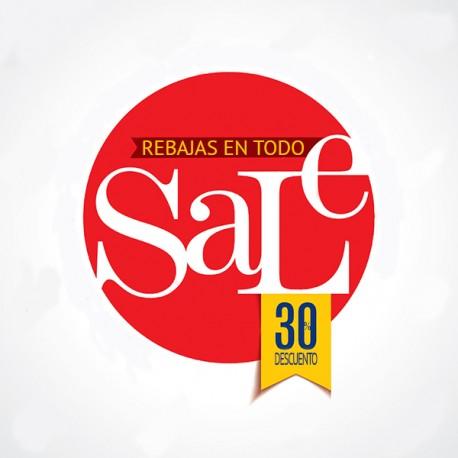 Escaparates Vinilo Rebajas