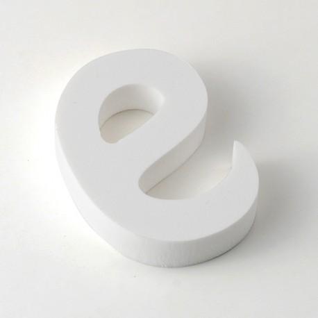 Letras de PVC Blanco