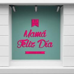 Vinilo Día Mama