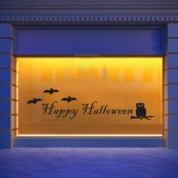 Vinilo Happy Halloween