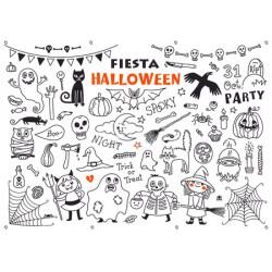Photocall Halloween 200 x 150cm