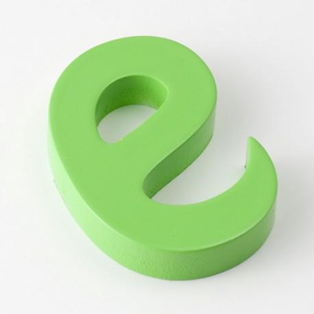 Letra de PVC Lacado