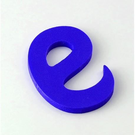 Letra de PVC de Color
